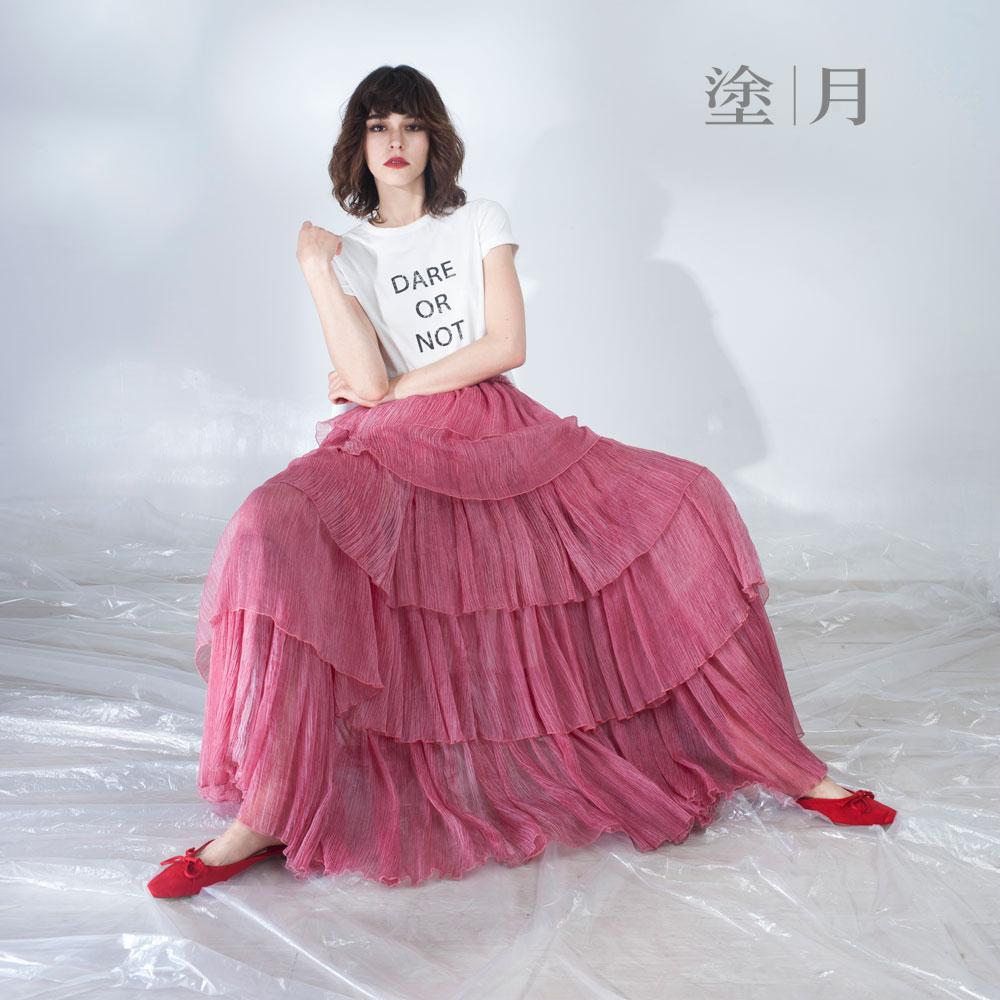 复古玫瑰裙