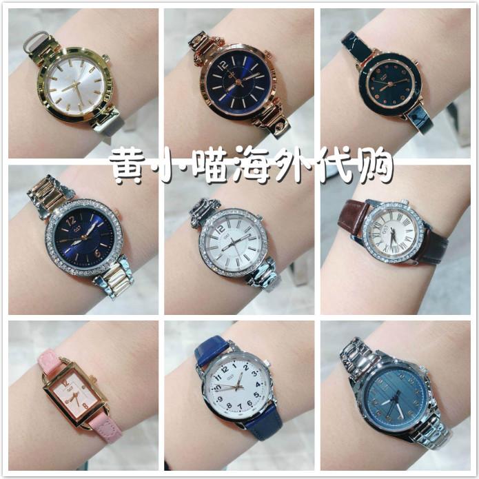 韩国代购OST1月特价手表 石英表新款水钻女表 闺蜜表新年礼物