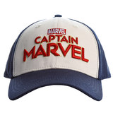 Genuine Marvel Avengers 4 Surprise Captain Embroidered LOGO Baseball Cap Sports Cap PU Shade Hip Hop Hat