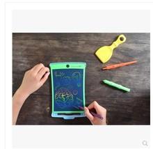 magicsketch液晶手写板儿童涂鸦临摹手绘板彩色透明电子手写板