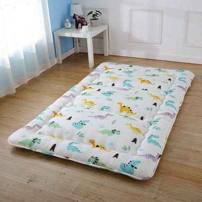 桑贡世家卡通加厚榻榻米学生床垫宿舍儿童单人床褥褥子地折叠1.5m今日特惠
