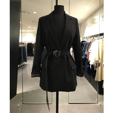 Spring and Autumn 2009 New Korean Fashion Pure Colored Fashion with Small Suit Jacket Women's Hong Kong Wind Leisure Long Sleeve Suit Women's Wear