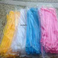 Naughty Fort accessories high quality nylon cable ties, tube tie, naughty castle special tie 100 / bag