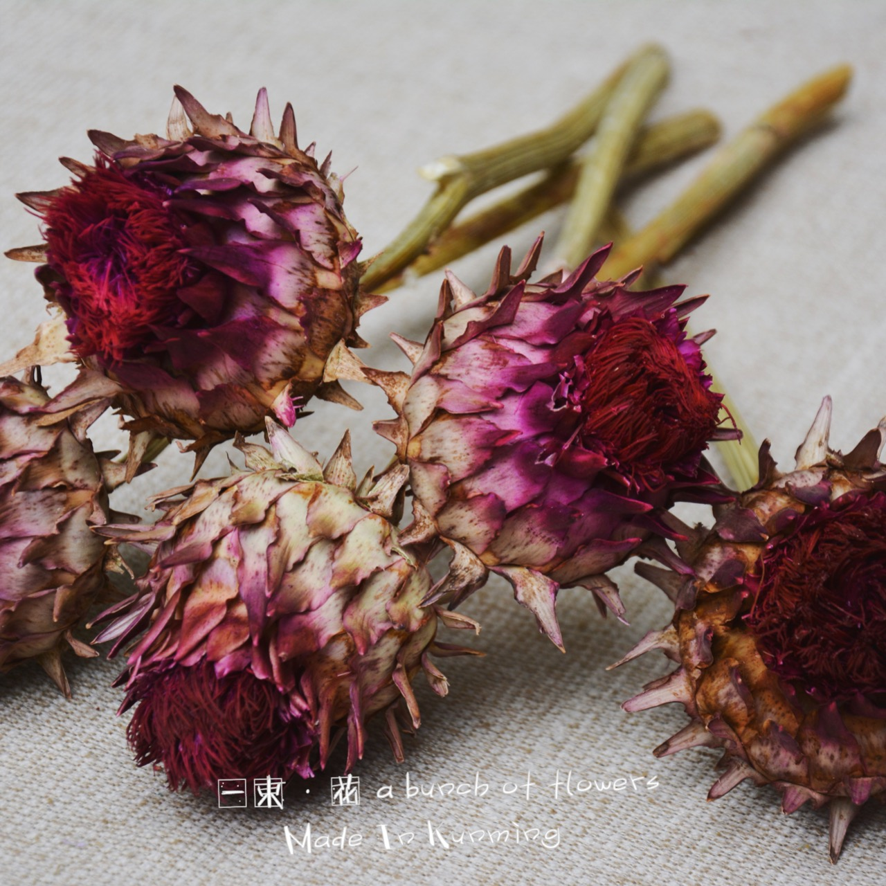 Высушенные цветы Артикул 547577269923