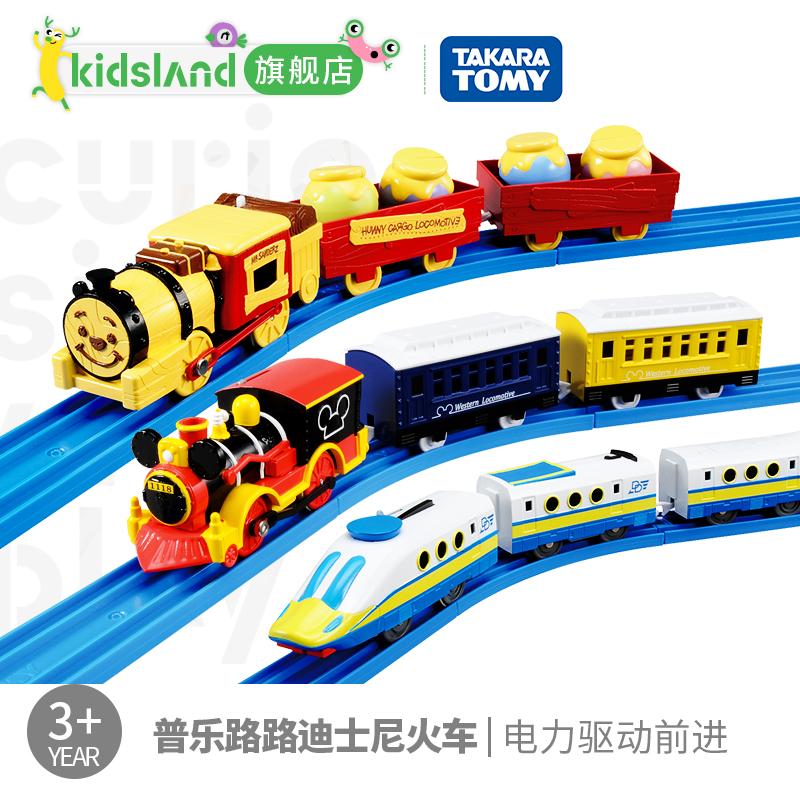 tomy火车模型