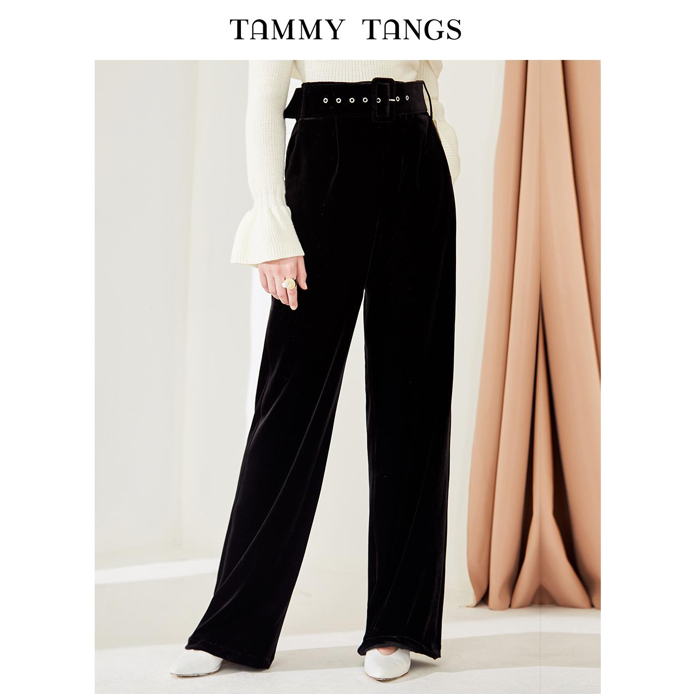 欧美时尚长裤