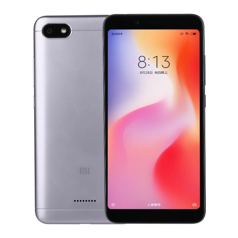 【影视会员+耳机】Xiaomi/小米 红米6a 正品手机红米6小米8 5a