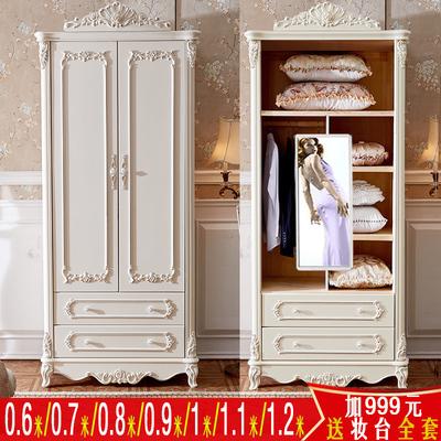 单门衣柜 白色