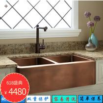 惠达陶瓷水槽厨房水槽厨房洗菜盆洗手池老式单槽阳台洗衣正品清仓