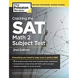Crack the SAT exam Math 2 version 2 Cracking the SAT Subject Test in Math 2 2nd Edition English original version Princeton Consulting ThePrincetonReview