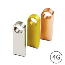 创意定制LOGO商务礼品U 金属小金刚4G优盘公司个性 UT060