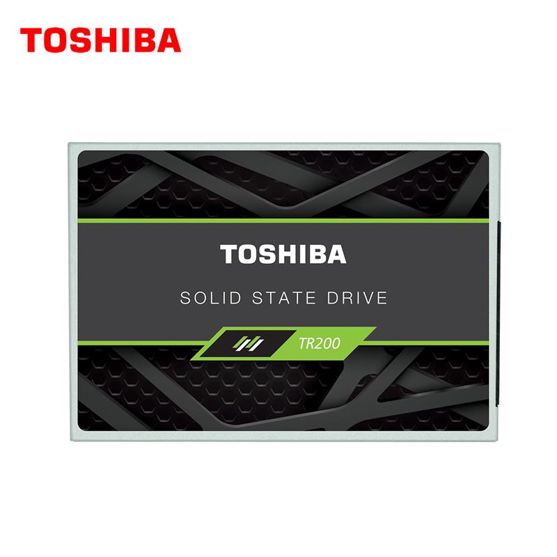 【顺丰 送鼠标垫】Toshiba/东芝固态硬盘480g TR200 固态盘ssd固态480G 笔记本台式机硬盘 固态硬固盘500g 1t