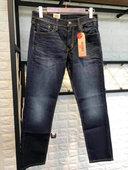 台湾costco代购顺丰Levis/李维斯511男士牛仔裤 修身窄脚男款长裤