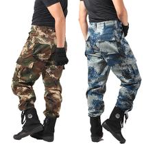 銅拉斜紋作戰褲M65四色叢林BDU美國原品公發君版全新收藏級