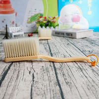 Ou Qiduo computer cleaning brush machine cleaning ultra-soft dust cleaning desk long hair brush long handle keyboard brush