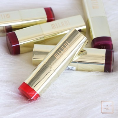 SH Milani Color Statement Lipstick 金管口红 01-45号
