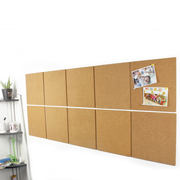 Soft board with glue photo wall background wall cork stick pushpin board photo board bulletin board