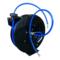铁盘自动伸缩卷管器回收夹纱管气动工具超长30米气管气鼓汽车美容