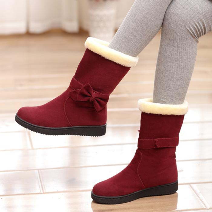15岁女靴子