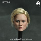 Mancotoys MC002 1/6 Marvel Captain's Head Sculpture