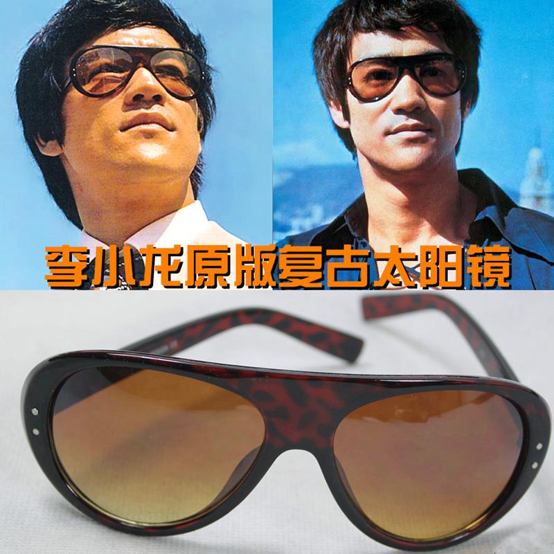 李小龙墨镜太阳眼镜