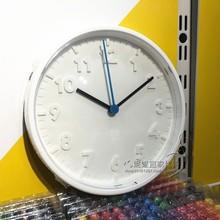 正品妮妮宜家国内代购家居 斯托马 装饰挂钟表 自行涂色