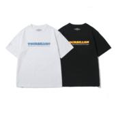 印花图案T恤TEE 夏季潮牌短袖 18SS SUPERTOFU TOURBILLON图片