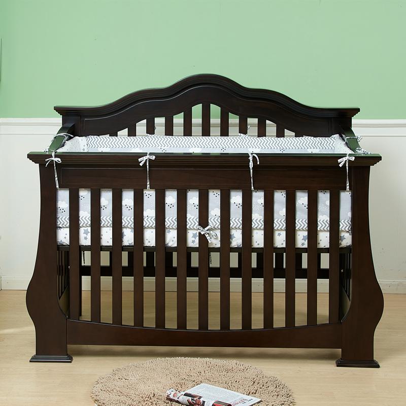 婴儿床护栏垫