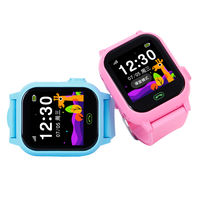 Children's phone watch touch screen student phone card smart positioning can call the bracelet waterproof male girl