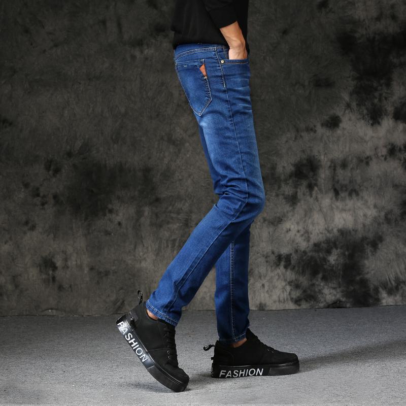 秋冬韩版男式牛仔裤1元优惠券