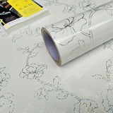 Refrigerator Sticker Furniture Refurbished Sticker Paint Thick Kitchen Wall Paper Self-adhesive Cabinet Table Waterproof Wallpaper Self-adhesive