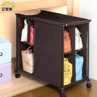 出口日本放包架包包收纳挂袋收纳包包的整理柜包包架子收纳小包包最新最全资讯