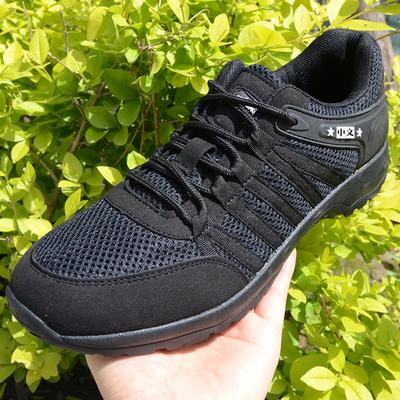 夏季低帮军靴战术靴男女特种兵沙漠作战靴透气低帮网眼作训鞋军鞋
