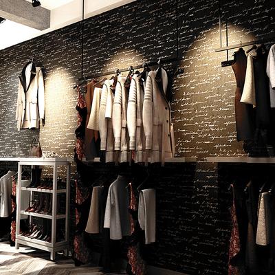 服装店背景墙