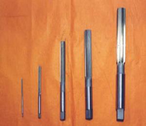 非标订做高速钢合金钢加长刃机用锥度铰刀导向铰刀1:100