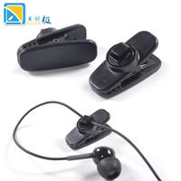 Headphones mate Headphones universal clips Headphone clips Headphone clips Collar clips Non-slip fixed Mace clips