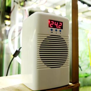 鱼缸冷水机制冷机水族降温仪器恒温制冷电子制冷器鱼缸水冷机包邮