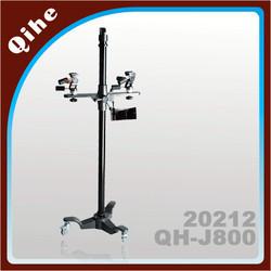 长城起鹤厂家直销QH-J800型专业相机立架 脚架 升降双云台
