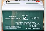 German dichang battery 12V100AH solar battery UPS power supply special battery