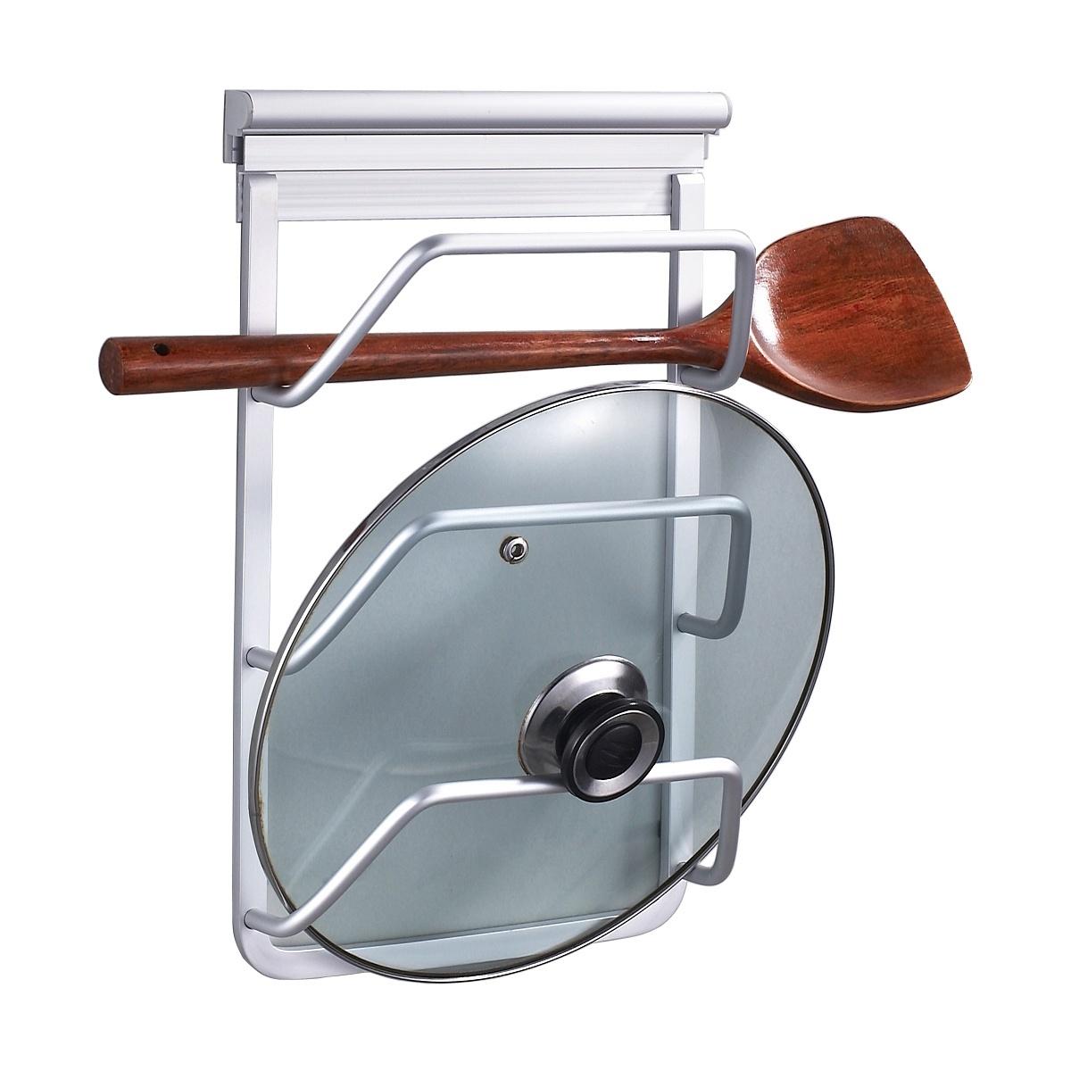 卫浴锅盖架