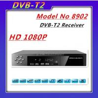 DVB-T2 HD Digital Set Top Box Malaysia Singapore Russia Colombia