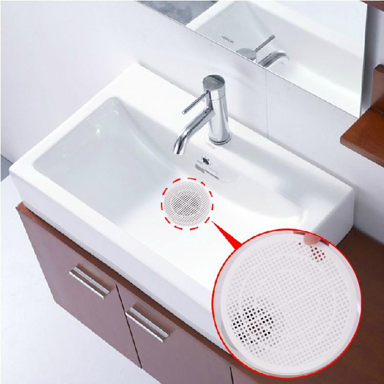厨房日用品 可裁剪浴室排水口水池过滤网 多功能过滤网