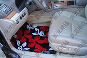 时尚型汽车脚垫