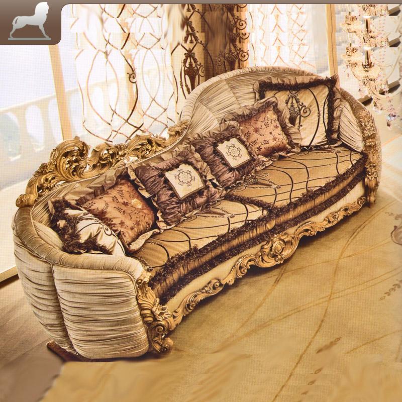 纯欧式沙发