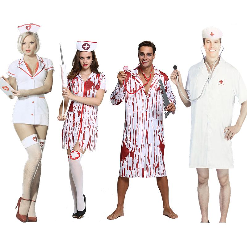 表演派对聚会舞台搞笑服装医生护士