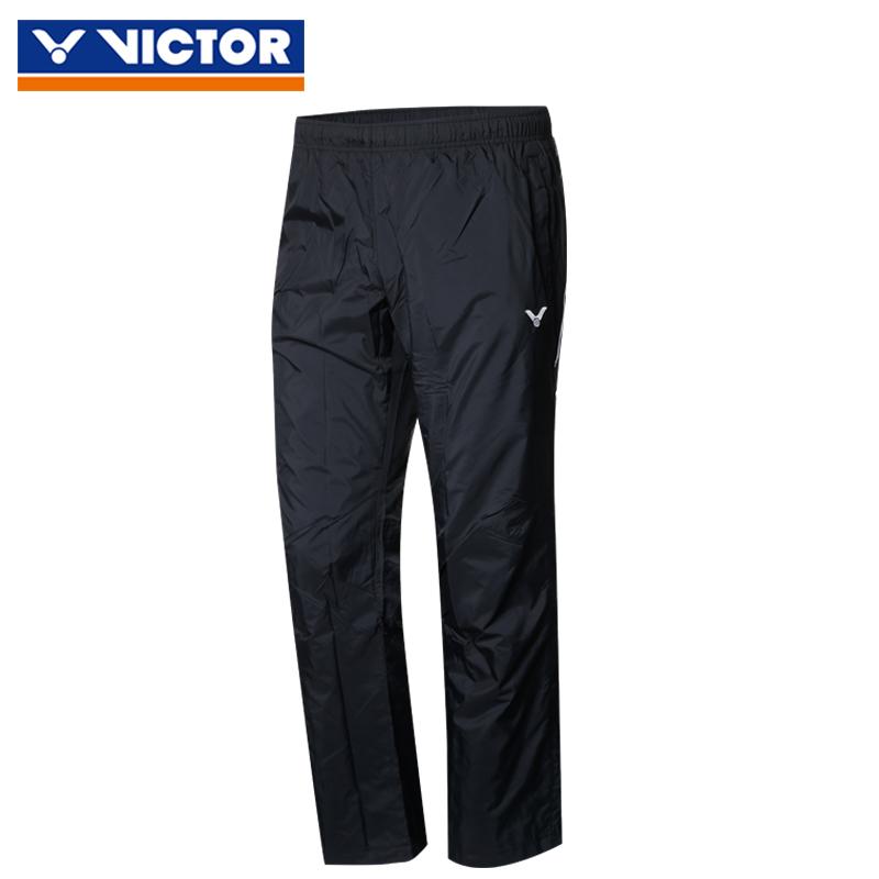 正品包邮victor威克多羽毛球裤男女款羽毛球服休闲运动裤春秋长裤