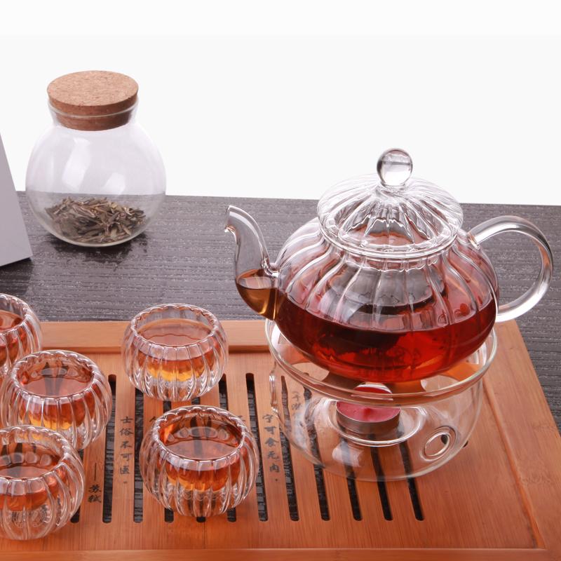 耐热时尚茶壶