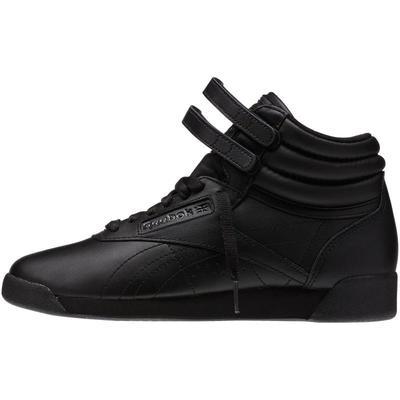 锐步女鞋黑