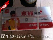 保证48v12A充电器电池盒套件 正品