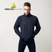 代尔塔男士冬季外套 冬天中长款2014新款风衣防水防雨保暖防寒服